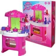 Kids Toy Kitchen Set Free Del.