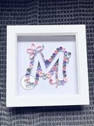 Win a Handmade Quilled Letter Frame