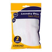 Twin Pack Laundry Bags