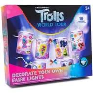 Trolls World Tour Design Your Own Fairy Lights