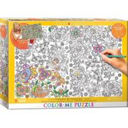 XXL Color Me - Hidden Butterflies 300 Piece Jigsaw Puzzle