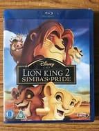 Disney's the Lion King 2 Simba's Pride (Blu-Ray) Brand New Sealed