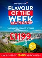15NTS SYDNEY & SPLENDOR of NEW ZEALAND (Flights Included)
