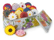 £5 off Bouquet Luxe Biscuit Tin