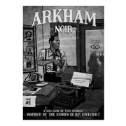 Arkham Noir Board Game: Case #1 the Witch Cult Murders