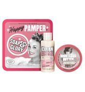 Soap & Glory Happy Pampers Gift Set 3 for 2 on Selected Soap and Glory