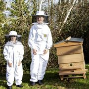 Childrens Beekeeper's Suit with round Hood - Sale at Beekeeping