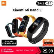 Xiaomi Mi Band 5: Fitness Tracker Bluetooth 5.0 Waterproof