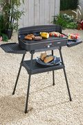 Tower Electric Indoor and Outdoor BBQ Grill with Stand Only £49.99
