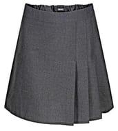 Listers Schoolwear Age 7 Grey School Skirt (Ex BHS)