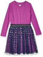Amazon Brand - Spotted Zebra Girl's Dress 6-7