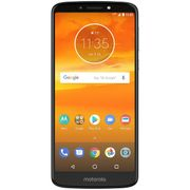 Save 10% on SIM Free Motorola E5 plus 16GB Mobile Phone - Grey