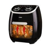 11L Manual Air Fryer Oven Only £69.99