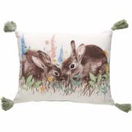 Wilko Bunny Cushion