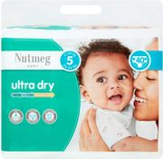 Free Nutmeg Nappies or Pull up Pants - Mumsnet Panel
