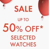 Swarovski Watch Sale