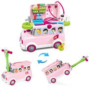 Clearence Price Children Pretend Doctors Role Play Set of Medical Bus