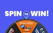 Spin to Win 1 of over 1500 Prizes! Main Prize Vauxhall Corsa 1.2i 75PS