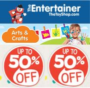 Kids Arts & Crafts Toys - up to 50% Off