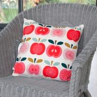 Vintage Apple Cushion - Save £10