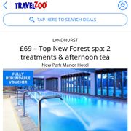 Travelzoo Deals Sales For November 2020 Latestdeals Co Uk