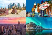 Mystery Holiday - New York, Cancun, Iceland, Dubai, Barbados & More!