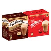 Galaxy and Maltesers Dolce Gusto Pods