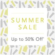 Summer Sale   Shop up to 50%