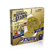 Top Trumps World Football Stars Match Board Game