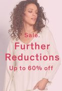 Further Reductions | Now up to 60% Off