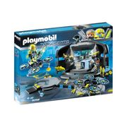 Cheap Playmobil Top Agents Dr Drone Command Base - Save £10