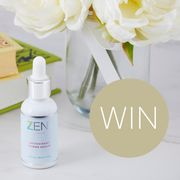 Win a ZENii London Serum for You and Your Friend!