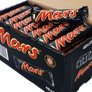 48 X Mars 51g Chocolate Bars