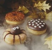 12 Doughnuts Half Price at TIM HORTONS Mon - Wed Duing August