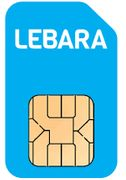 Lebara Half Price On ANY Sim Only Deal - From £2.50p/m No Contract!