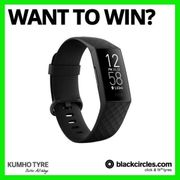 WIN a Fitbit Charge 4