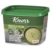 Knorr Professional Broccoli and Stilton Soup Mix (25 Portions)