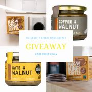 Win 2 Boxes of Coffee & 2 Jars of Nut Butter