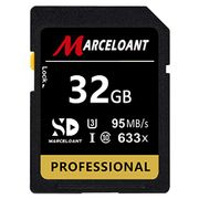 32GB Memory Card, Marceloant Professional