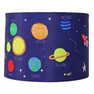 Argos Home Children's Space Print Shade