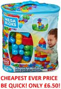QUICK £6.50! MEGA BLOKS + FREE Delivery with Prime