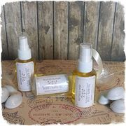 100% Organic Body and Bath Oil. Made with over 15 Organic Oils and Vitamin E.