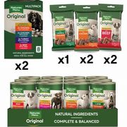 Save up to 15% on Natues Menu Dog Food with Their Savers Bundles