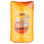 L'Oral Kids Extra Gentle 2-in-1 Tropical Mango Shampoo 250ml