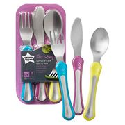 Half Price- Tommee Tippee Explora First Grown up Cutlery Set