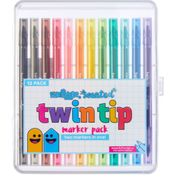 Smiggle Scented Twin Tip Marker X12