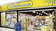 20% off Your Order with No Minimum Spend at the Works