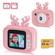 Toy Digital Camera IPS Screen 1080P Video Recorder