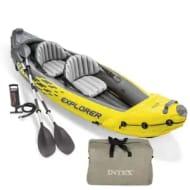 *SAVE £27* Intex Inflatable Kayak Explorer K2