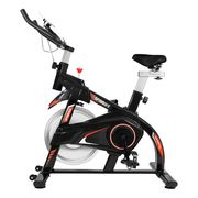 Adjustable Professional Exercise Bike with LCD Display